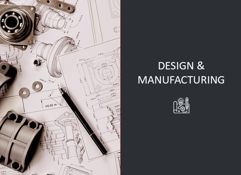 طراحی و ساخت قطعات